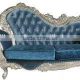 MS-1410-04 Leading antique furniture sofa set with cushion