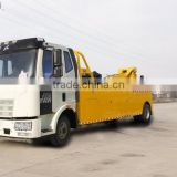 JZZ5161TQZ 4x2 RHD wrecker tow truck China for sale