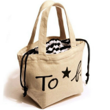 Eco-Friendly Natural Cotton Bag Shopping Tote Bags