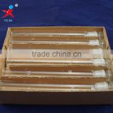 12pcs in one box tube glass for testing