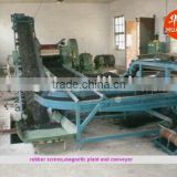 used tyre recycling machine old tyre recycling machine reclaimed rubber production line machine