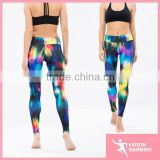 2016 wholesale free size fashion leggings sport fitness sports leggings