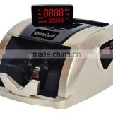 H-6100 IR/UV/MG detecting and counting Multicurrency bil l counter