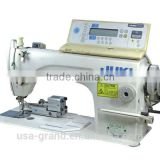 Pneumatic Tape Cutter Device For <b>flat</b> <b>sewing</b> <b>Machine</b>