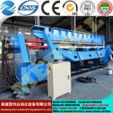 Hot! Mclw12CNC-12X1000 CNC Four Rollers Plate Rolling Machine, Specialized in Rolling Sheet