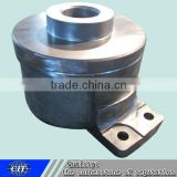 Laminating resin sand for truck axle supporting shaft
