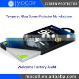 Mocoll Mobile Phone Accessories Japan Asahi Tempered Glass Screen Protector For HTC Desire 816 With 0.33mm 2.5D Curve Edge                                                                         Quality Choice