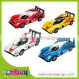 Top selling assembly set racing mini small metal toy cars