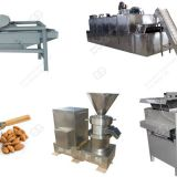Commercial Almond Butter Production Line Equipment
