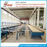 Aluminium Extrusion Profile Roller Runout Table