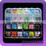 hot sale 3D <b>nail</b> acrylic flower <b>nail</b> decoration <b>nail</b> <b>art</b> <b>flowers</b> with different colors