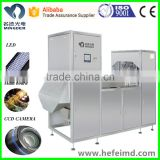 Plastic color sorter machine, sorting machine