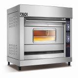 Single Deck Oven 1 Deck 3 Trays Electric Baking Oven FMX-O103AO