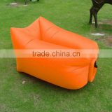 Lightweight water-resistant durable Inflatable Lounger/ Air Bag/Lazy Bag
