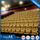 Luxury leather folded cinema theater chair,hot sale movie theatre seats