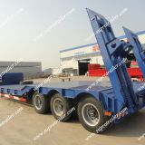 Low bed trailer,  Flatbed trailer,  Lowboy trailer