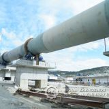 Rotary Kiln for Calcinating Limestone