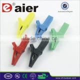 Alligator clip with plastic 100mm