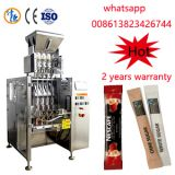 multi tracks powder sachet stick packaging machine,multi lanes sugar sachet stick packing machine