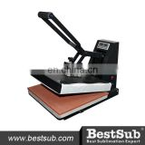 Time and Temperature 2-in-1 Flat Clamshell Heat Press (JTSB3D)