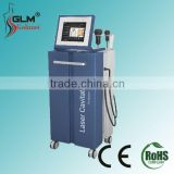 2015 stationary new laser slimming machine/laser lipolysis machine/cavitation rf laser beauty machine