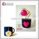 <b>Hot</b> <b>cup</b> <b>sleeve</b> with customized design