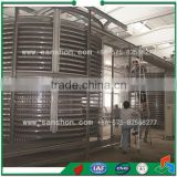 Food Processing Blast Freeze Machine Fish Freezer