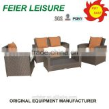Portable rattan sofa garden furniture