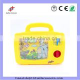 Wind Up Melody Wind Up Toys Portable Television
