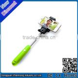 2015 New Items Selfie Stick/selfie Monopod /bluetooth Selfie Stick With Remote Control