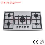 Jiaye Group Built In 5 Burner Gas Cooktops/ gas Cooker/ gas Hob JY-S5006