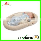 30.7X19.7 Inch plush Baby Portable Crib for baby nest