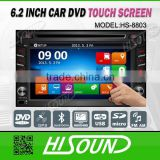 Car Multimedia System FM AM RDS 2 din car audio