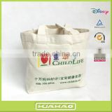 logo printed <b>trade</b> <b>show</b> tote promotional cotton bag for gift