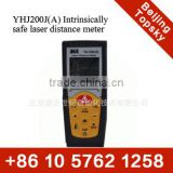 Intrinsically safe laser distance meter