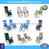 New Design Outdoor Yard Beach Zero Gravity Chairs Recliner Lounge Patio Chairs Folding