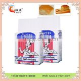 Instant active dry yeast prices/best quality dry yeast instant halal food yeast