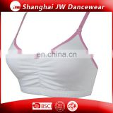Young Lady Sexy sports wear cheap wholesale seamless sports bra for girls