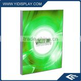 wide application Crystal led light box