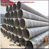 Spiral Pipe, Stainless Steel Pipe.