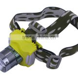 Hot-selling ZY-5908 Q5 LED 3-Mode For military High Power Zoom Rechargeable Headlamp