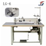 Boya automatic mattress label sewing machine LG-6