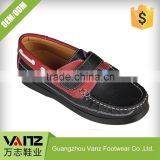 Children Less Grinding Better Quality Pu Leather Boat Shoes                                                                         Quality Choice