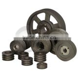 Hongjin <b>Variable</b> <b>Speed</b> Cast Iron Double V Belt <b>Pulley</b>s