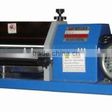 Desktop Water Soluble Gluing Machine for Shoe Leather Piece Cardboard