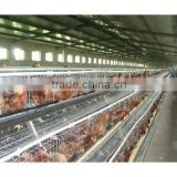 layer chicken cage poultry battery cage farm equipment breeding chicken cage for egg laying