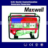0.85-1kw Air-Cooled Gasoline Generator/generator