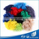 dyed viscose staple fiber