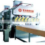 hydraulic press for aluminium honeycomb slab