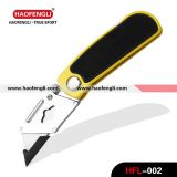 HFL 002 multi tool utility knife folding cutter knife sharpener